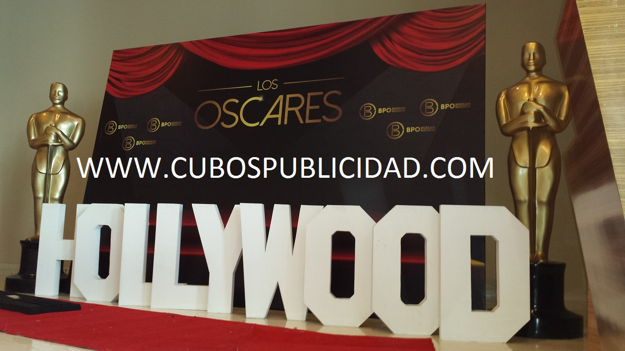 FIESTAS TEMA HOLLYWOOD